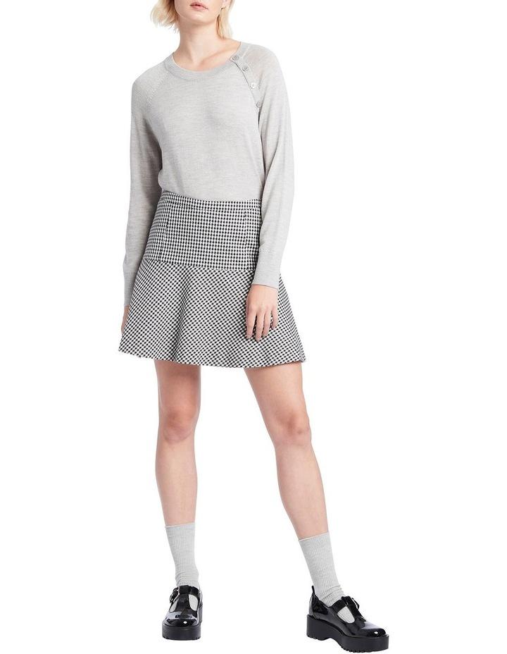 Flippy Dogtooth Skirt image 1