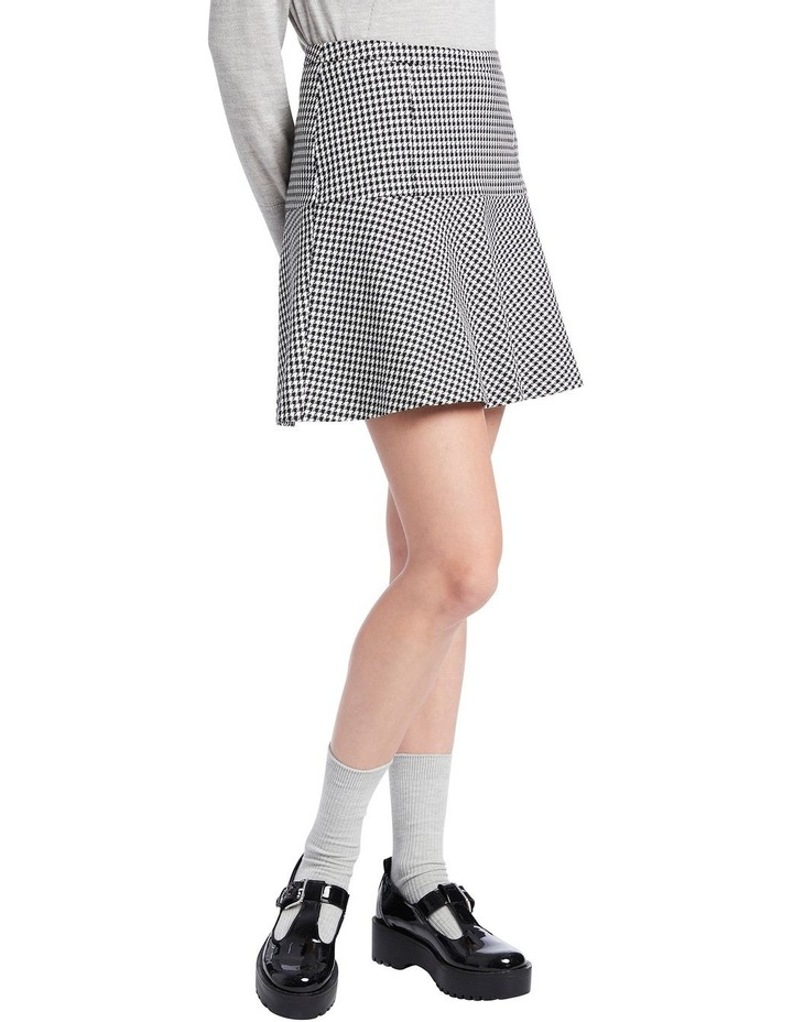 Flippy Dogtooth Skirt image 2
