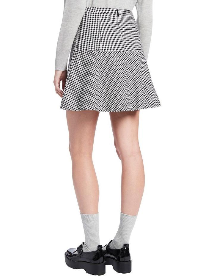 Flippy Dogtooth Skirt image 3