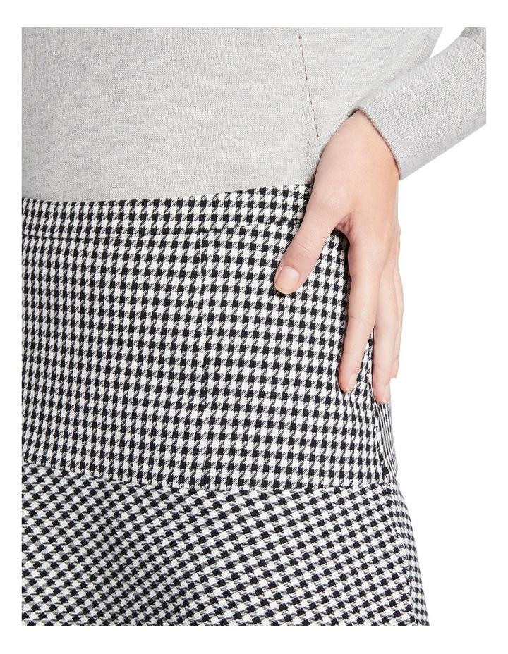 Flippy Dogtooth Skirt image 4
