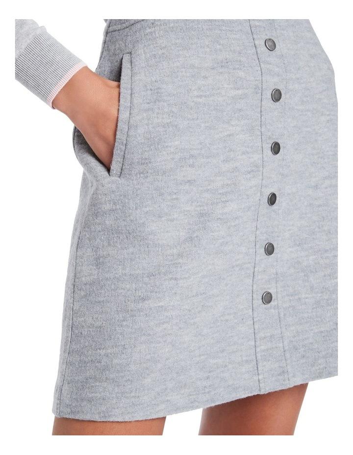 Lani Felted Wool Mini Skirt image 4