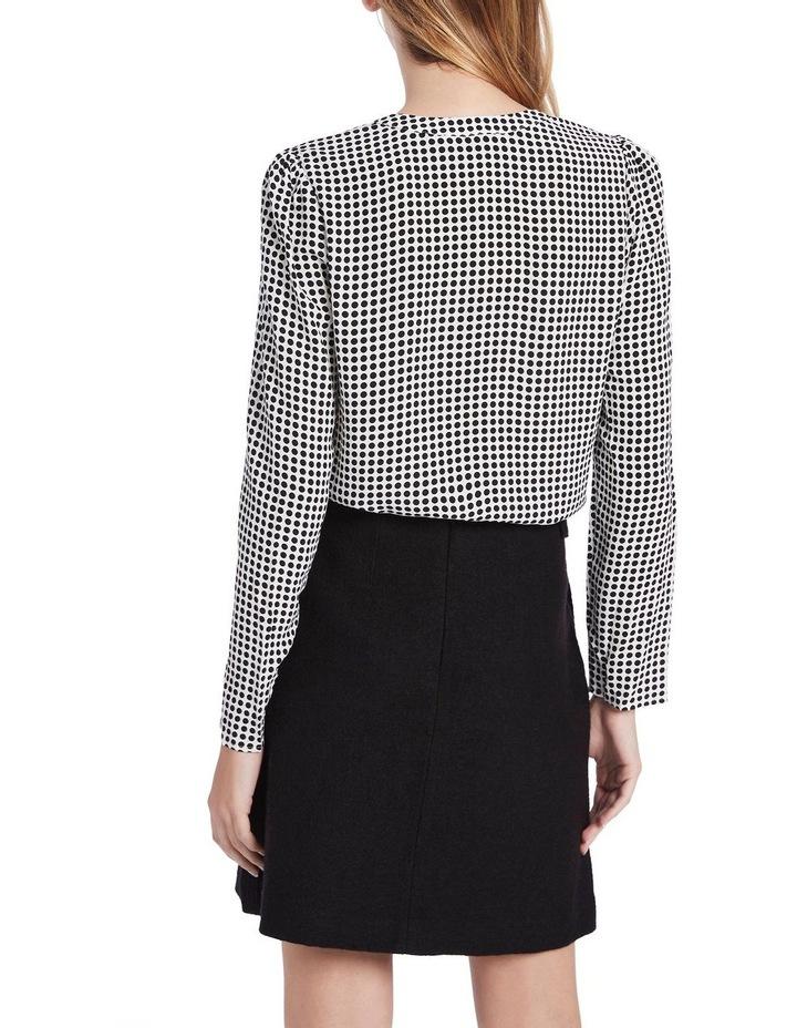 Sierra Felted Wool Mini Skirt image 3