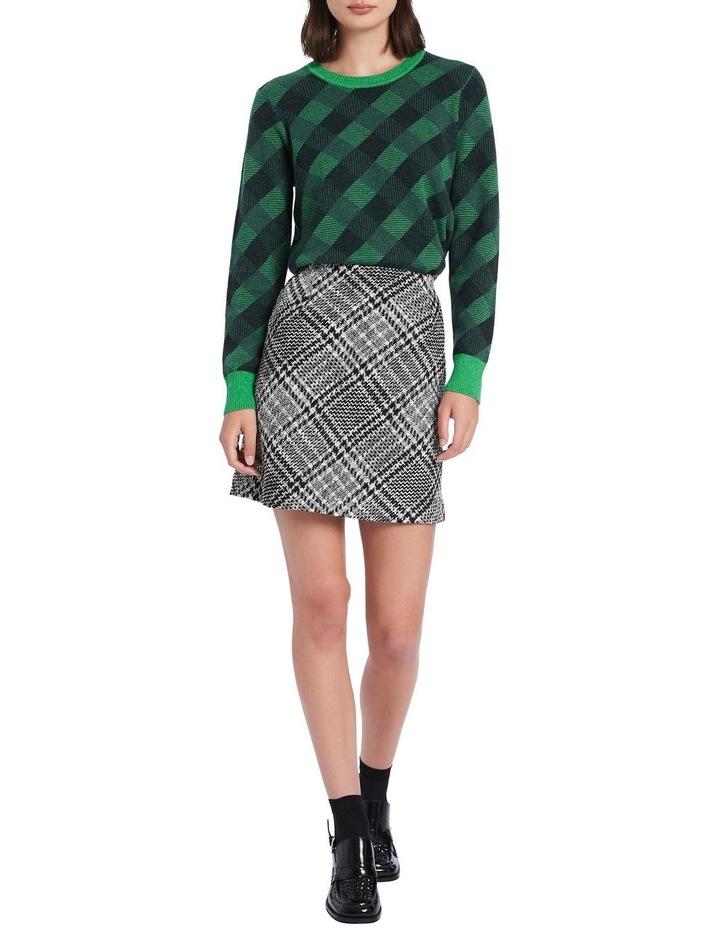 Plaid To Meet You Skirt image 2