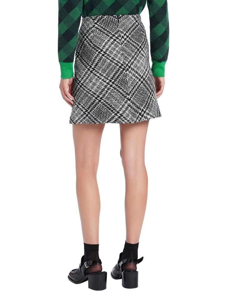 Plaid To Meet You Skirt image 3