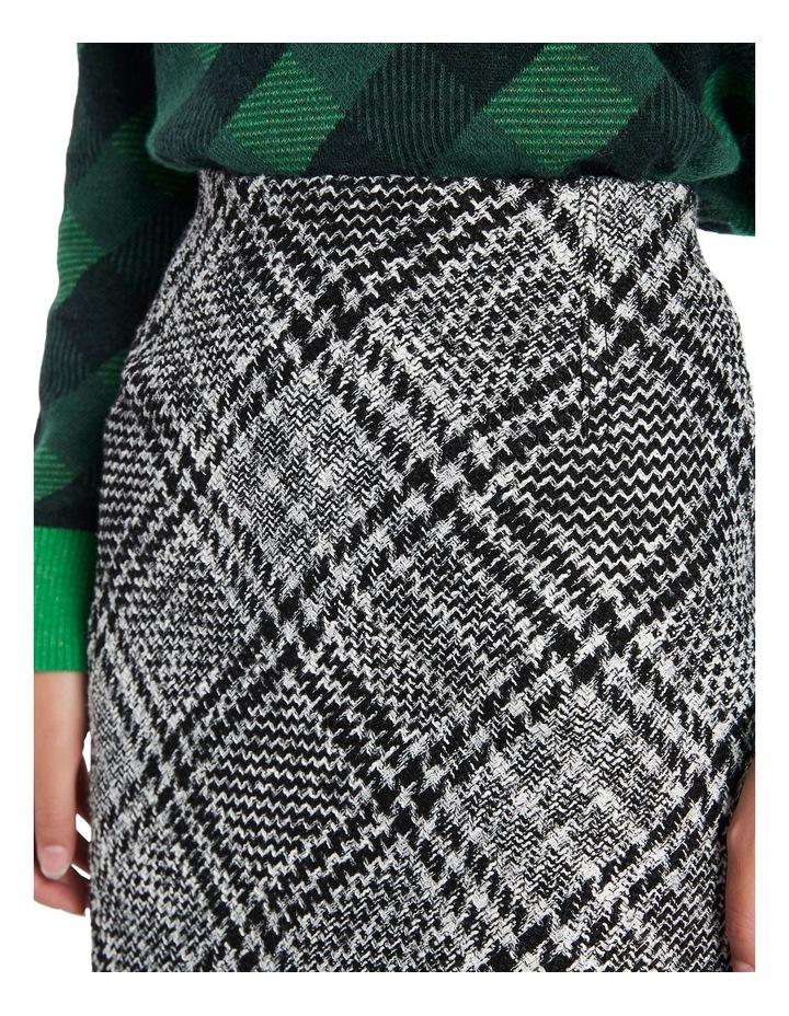 Plaid To Meet You Skirt image 4