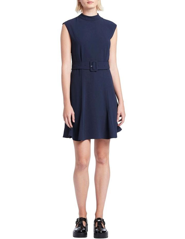 Callie Crepe Dress image 1