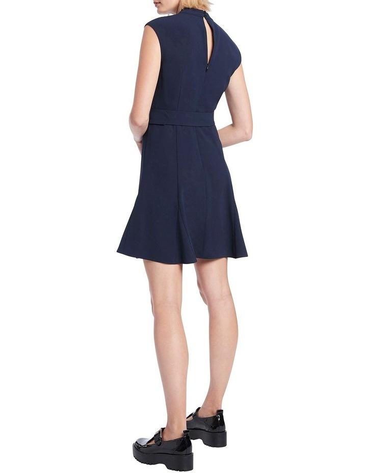 Callie Crepe Dress image 3