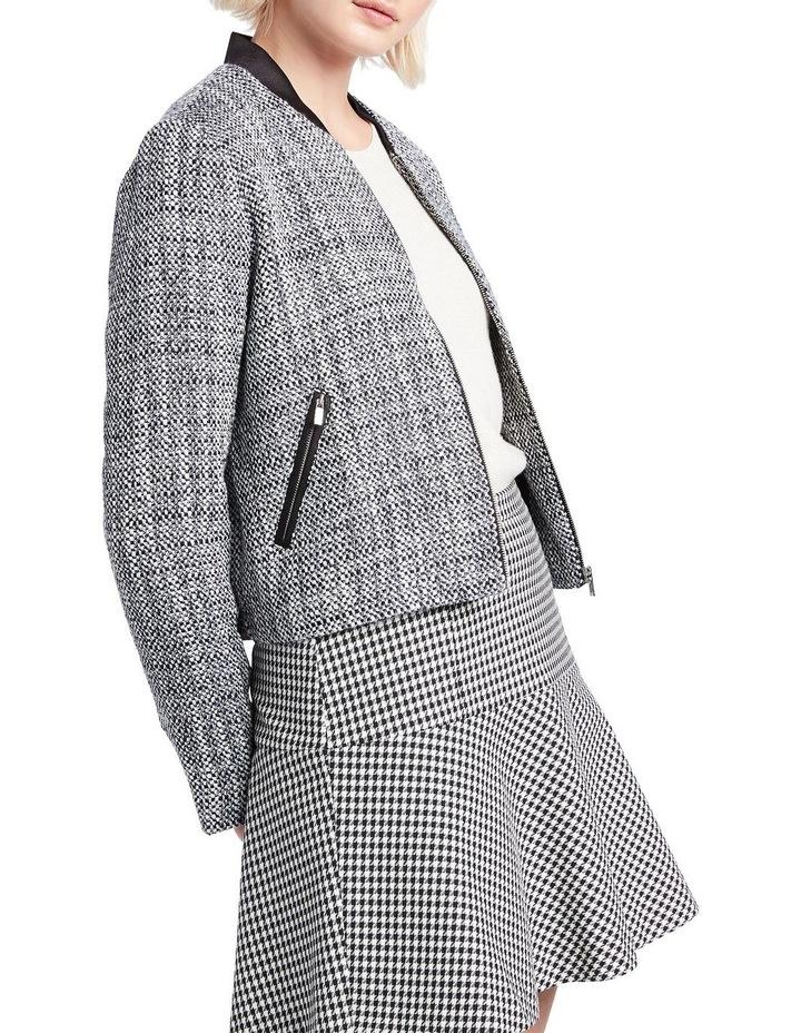 Tillie Tweed Bomber Jacket image 1