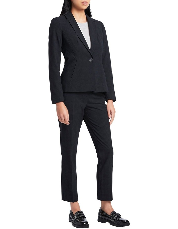 Luna Check Suit Jacket image 2