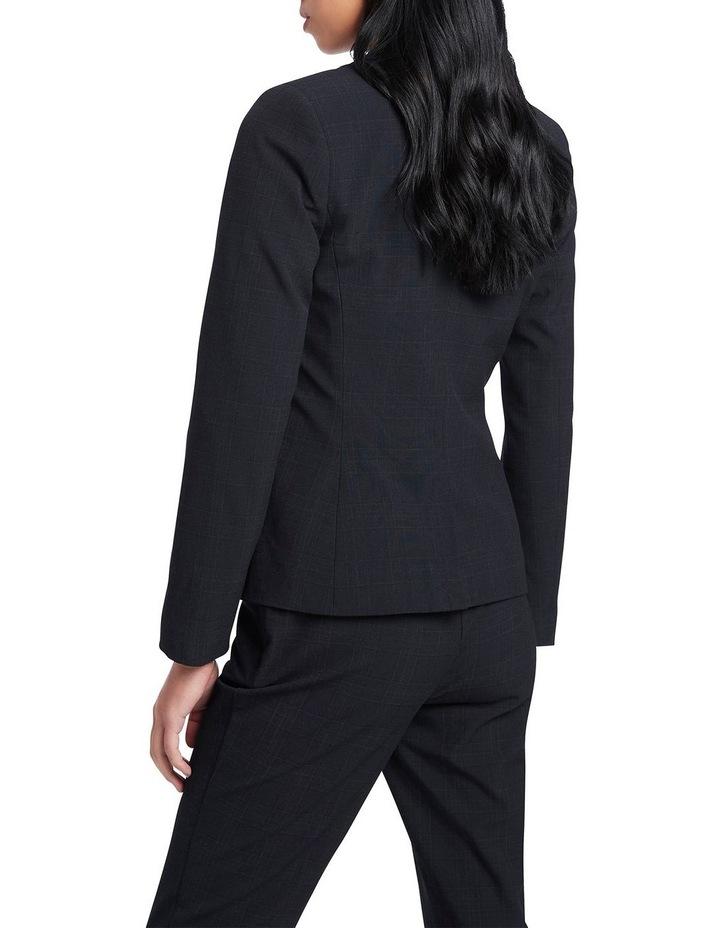 Luna Check Suit Jacket image 3