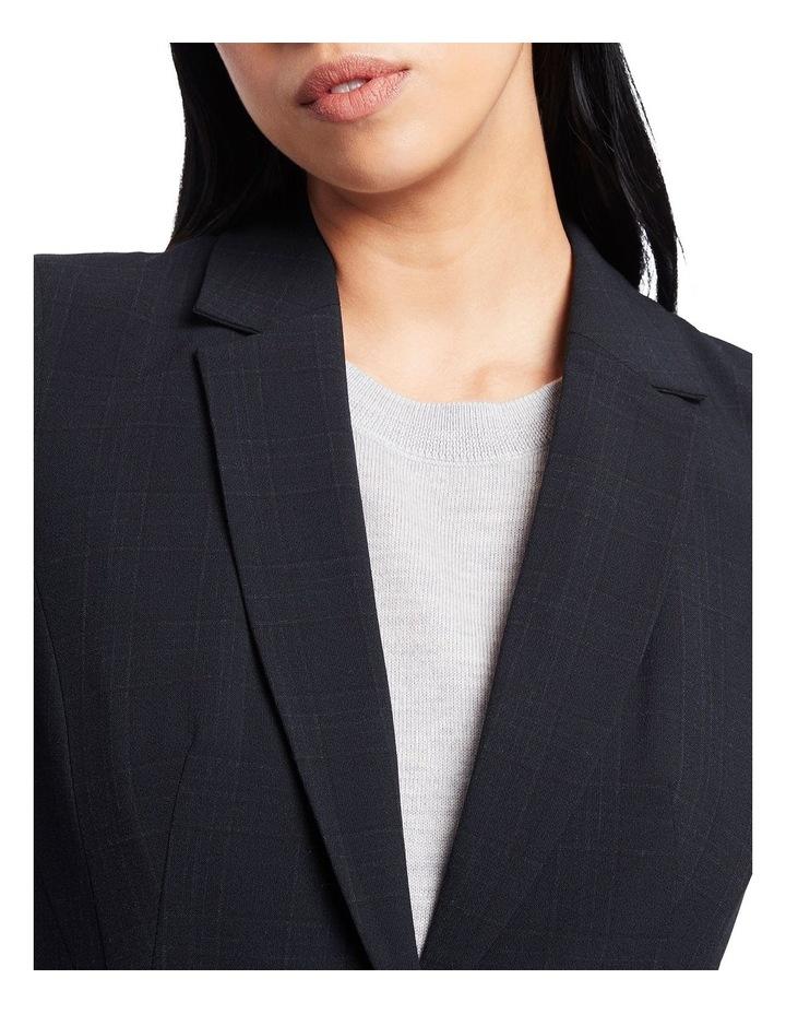 Luna Check Suit Jacket image 4