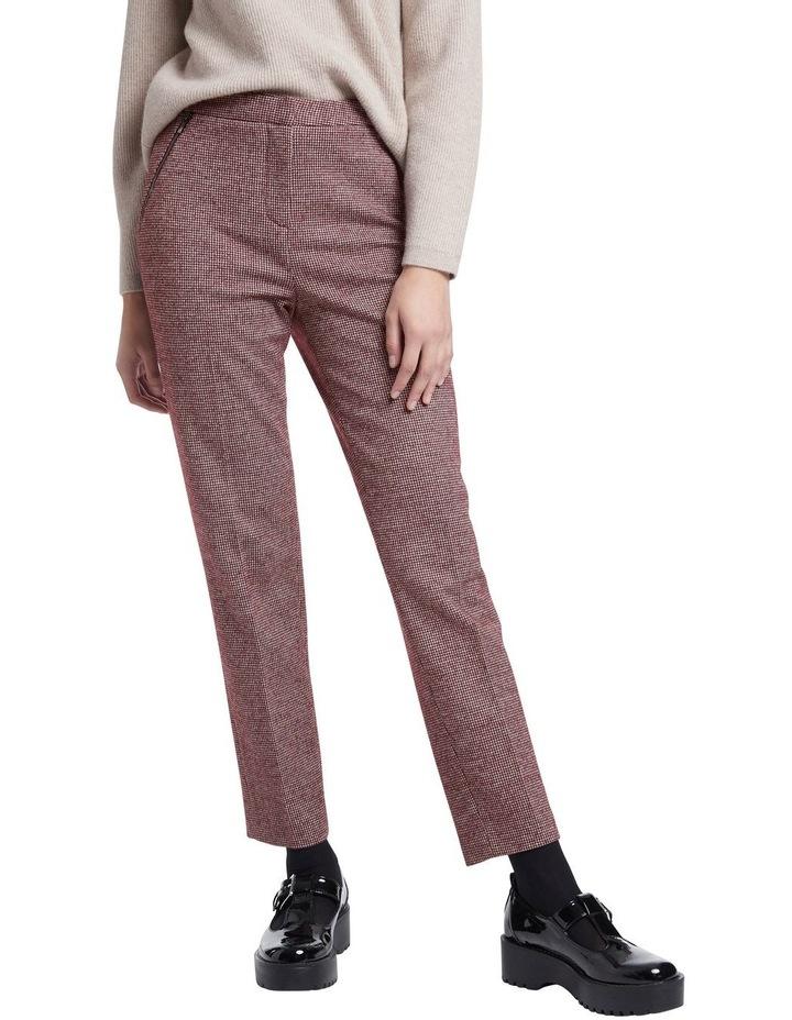 Dotty Dogtooth Pants image 2