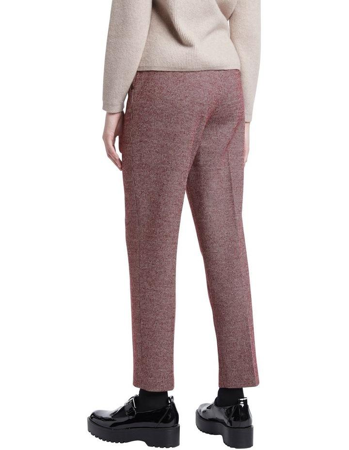 Dotty Dogtooth Pants image 3