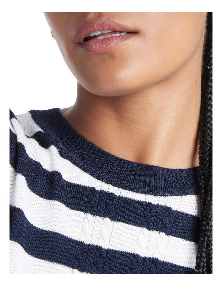 Maxine Stripe Merino Knit image 4