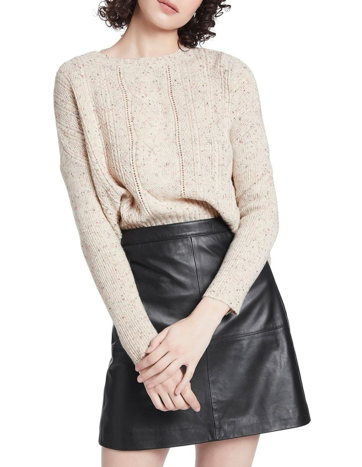 Cable Up Knit Sweater image 1