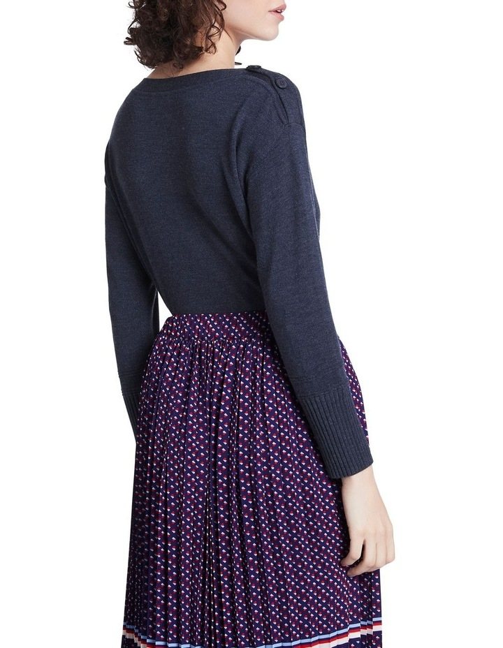 Cute As A Button Knit image 3