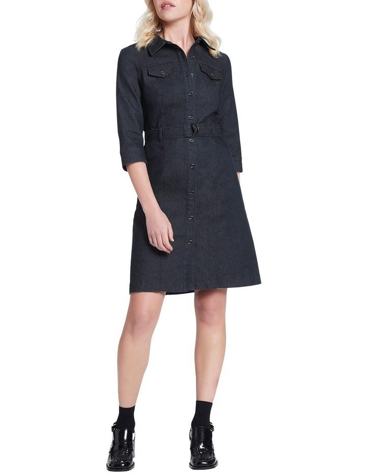 Smart Denim Dress image 1