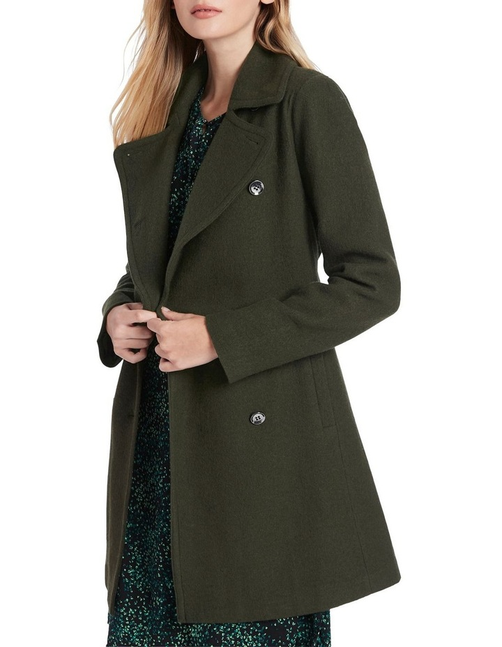 Diana Double Breasted Coat image 1