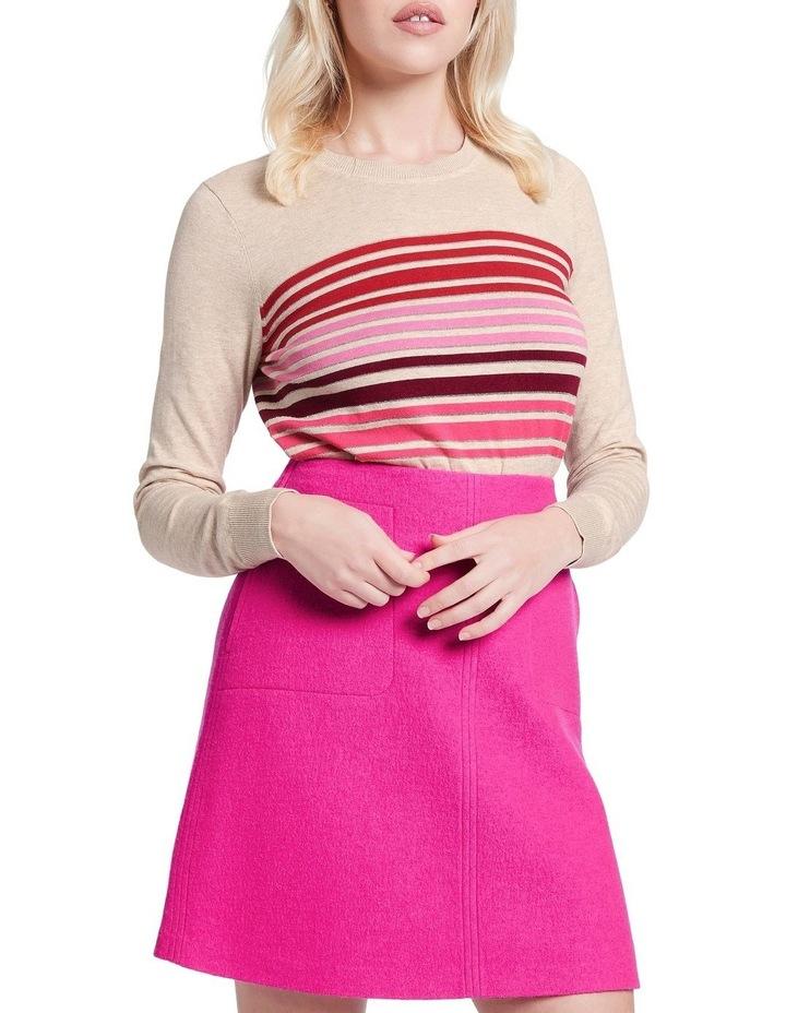 Happy Stripe Knit image 1