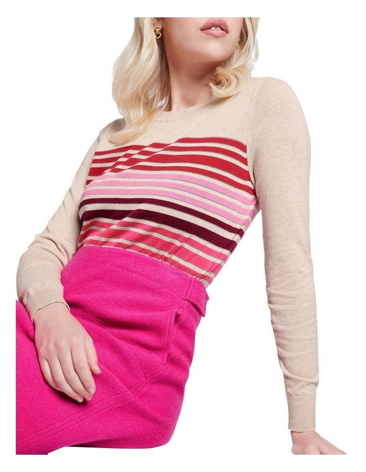 Happy Stripe Knit image 2