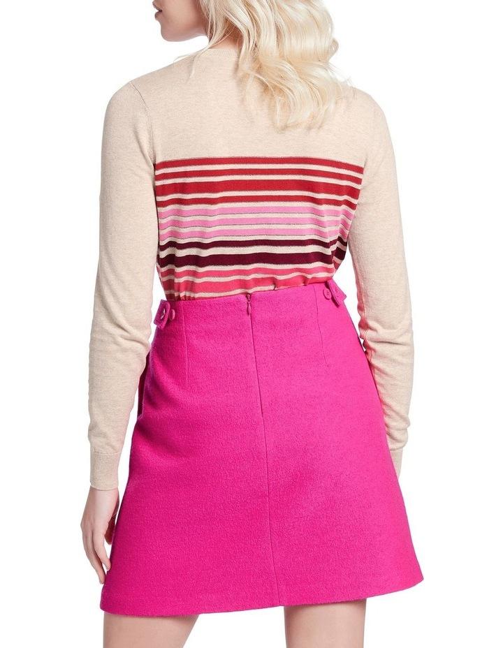 Happy Stripe Knit image 3