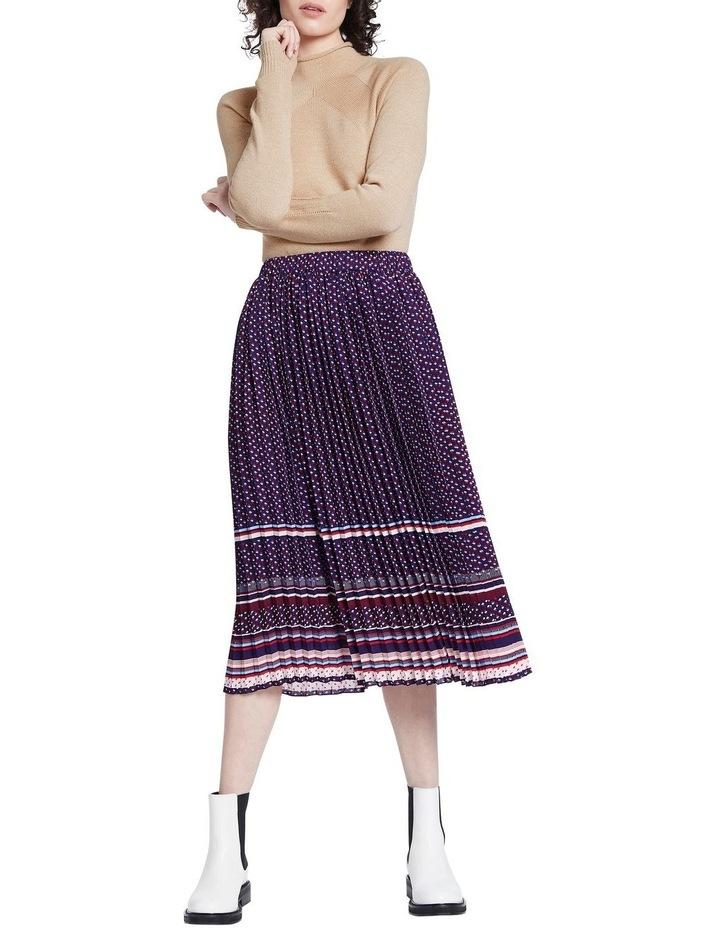 So Acute Printed Skirt image 1