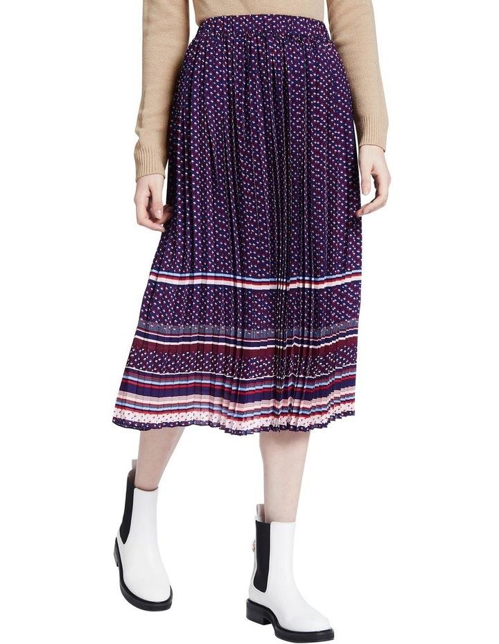 So Acute Printed Skirt image 2