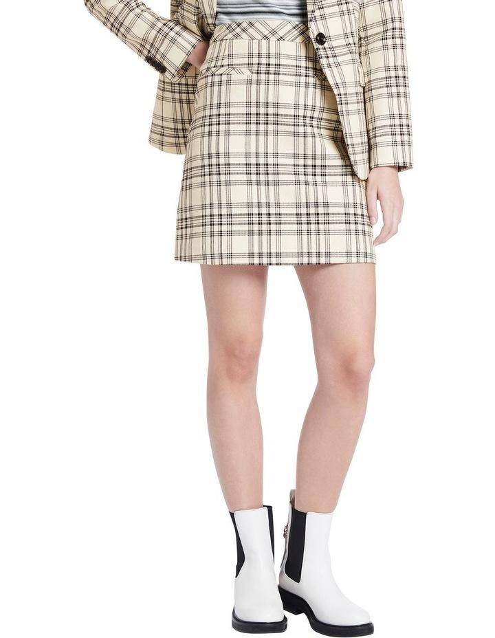 Plaid Time Mini Skirt image 1