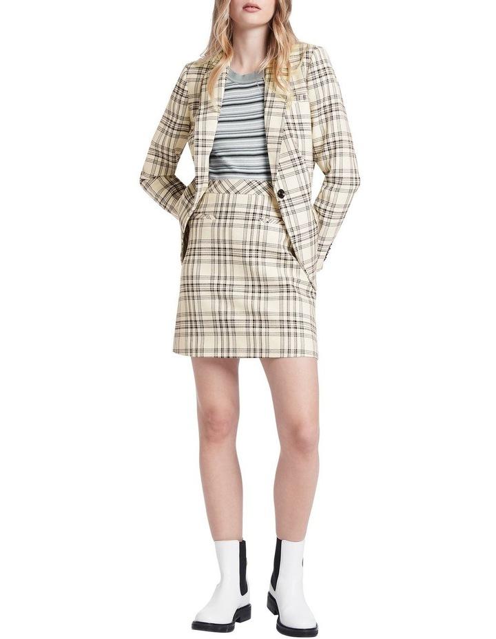 Plaid Time Mini Skirt image 3