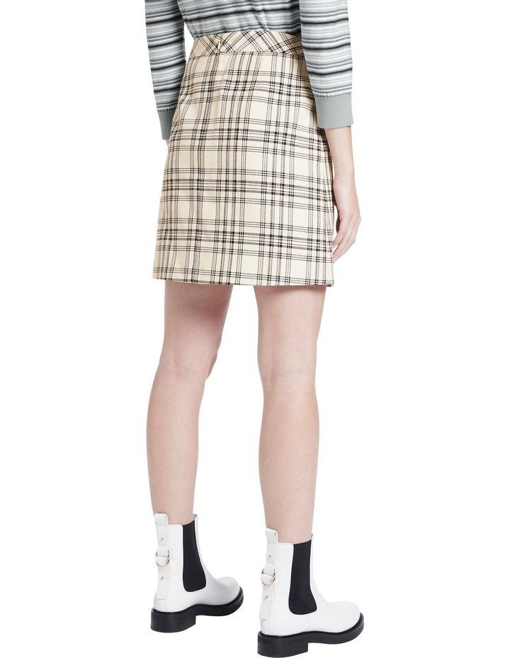 Plaid Time Mini Skirt image 4