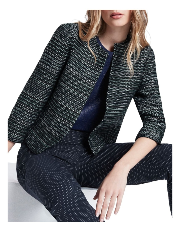 Tia Tweed Jacket image 4