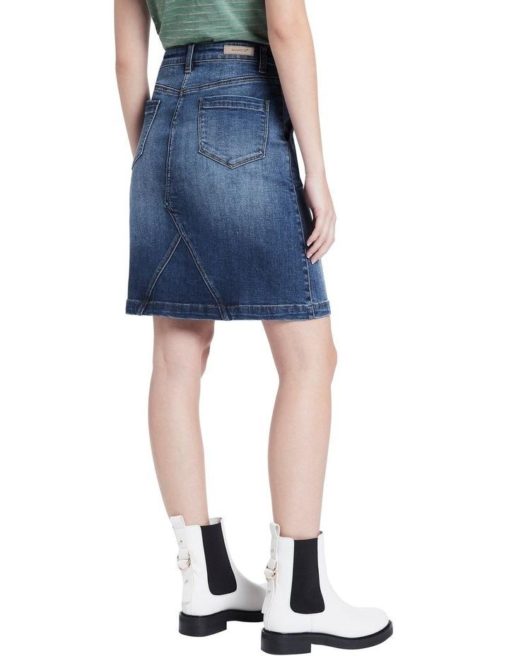 Belrose Denim Mini Skirt image 3