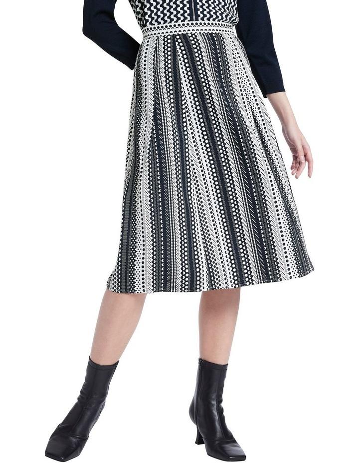 Sassy Spots Midi Skirt image 1