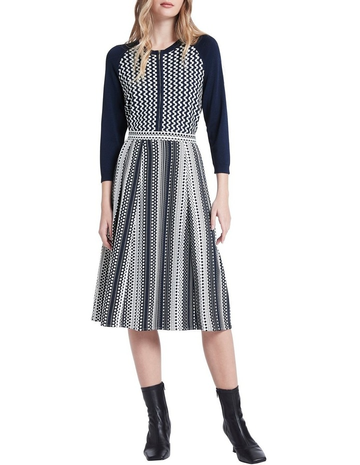 Sassy Spots Midi Skirt image 2