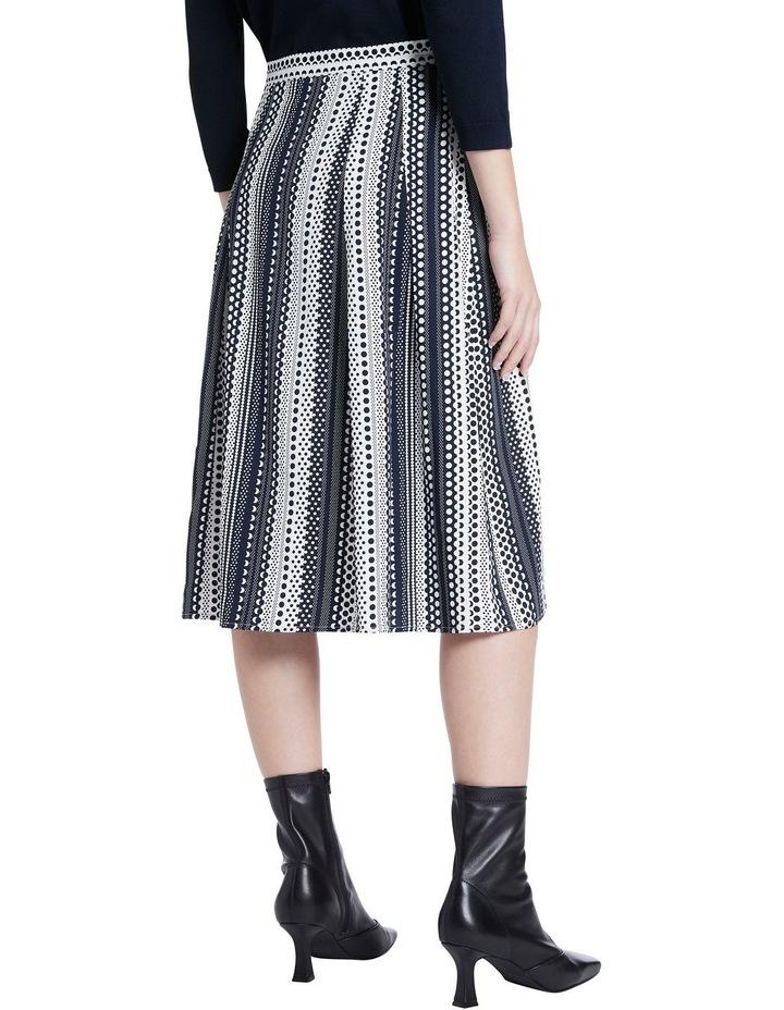 Sassy Spots Midi Skirt image 3