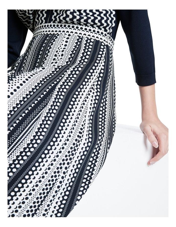 Sassy Spots Midi Skirt image 4