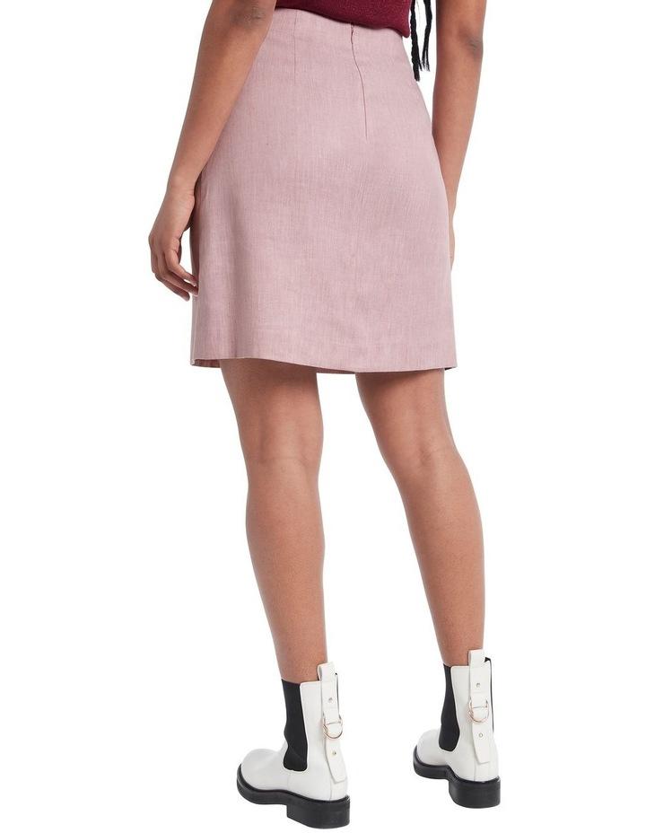 Lillie Pleat Mini Skirt image 3