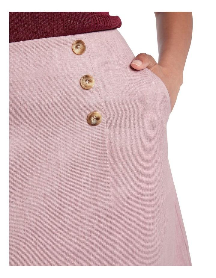 Lillie Pleat Mini Skirt image 4