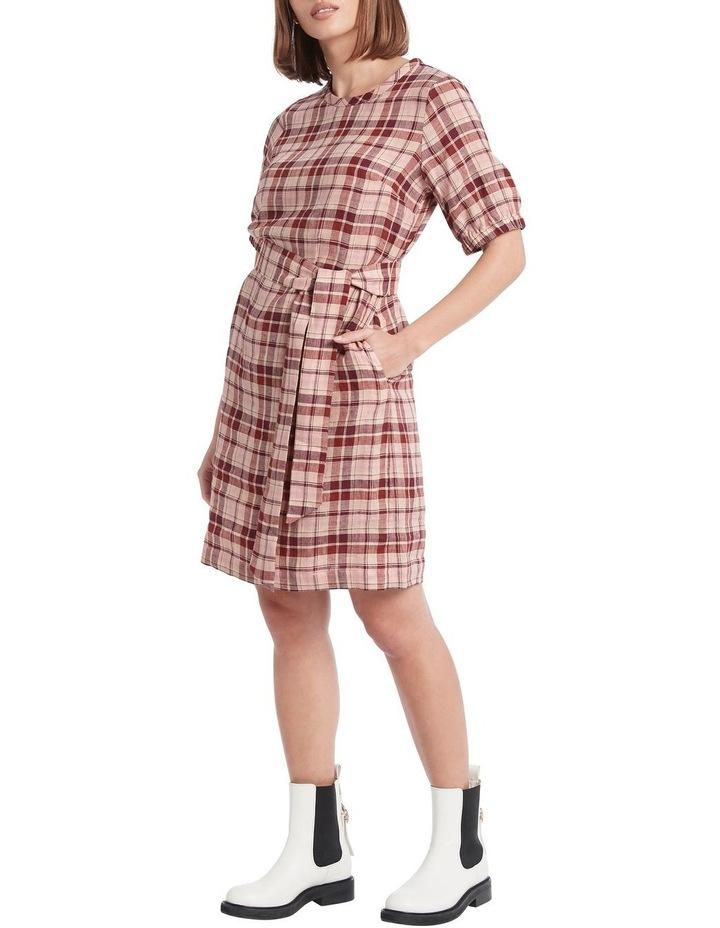 Leonie Linen Dress image 2