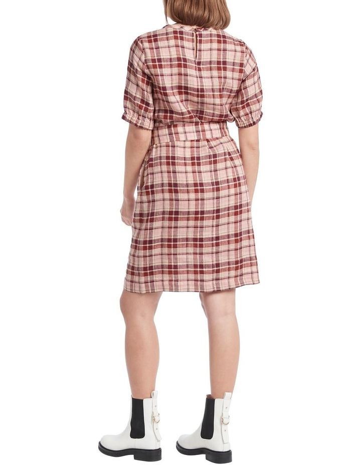 Leonie Linen Dress image 3