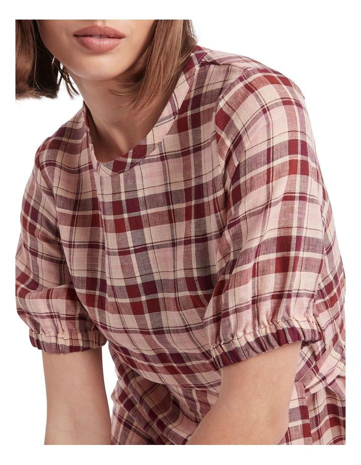 Leonie Linen Dress image 4