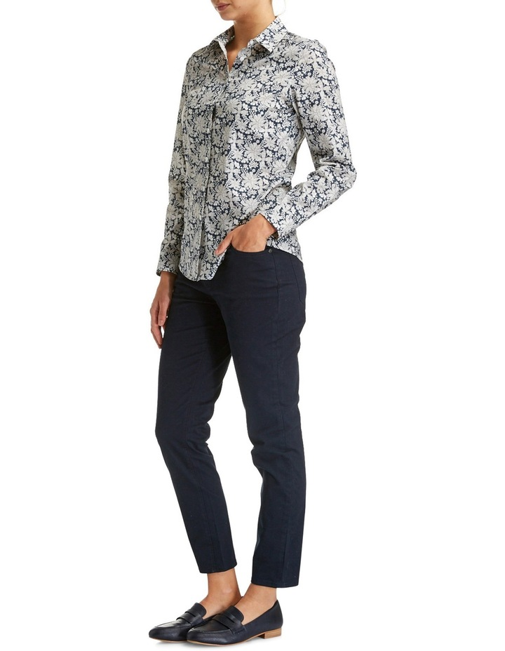 Cleo Twill Ankle Jean image 2