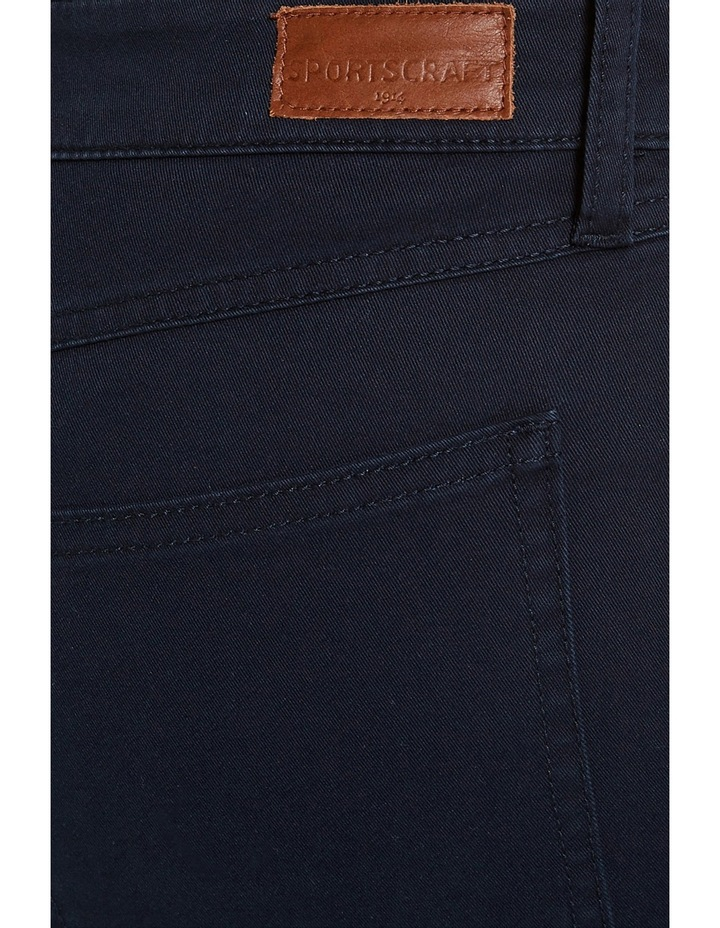 Cleo Twill Ankle Jean image 4