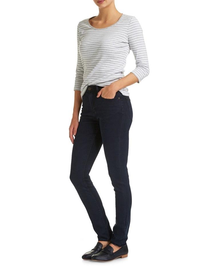 Cleo High Waisted Slim Jean image 2