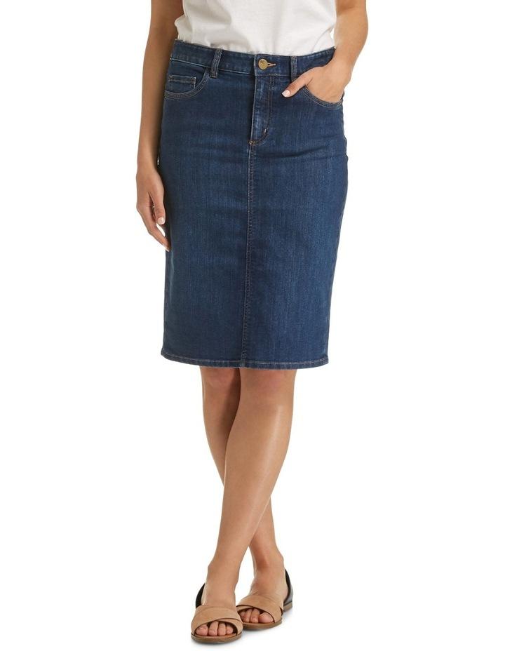 Nikki Denim Skirt image 1