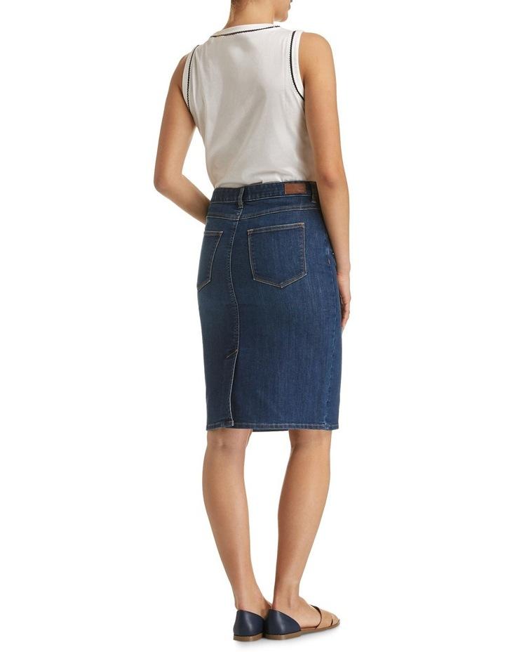Nikki Denim Skirt image 3