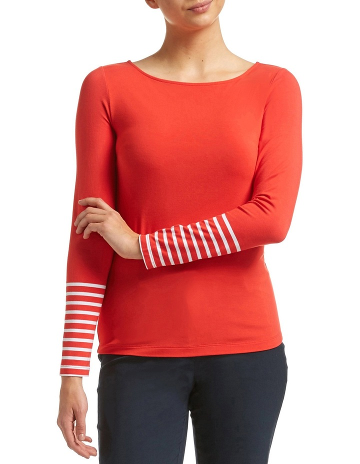 Magic Tee Stripe Long Sleeve image 1