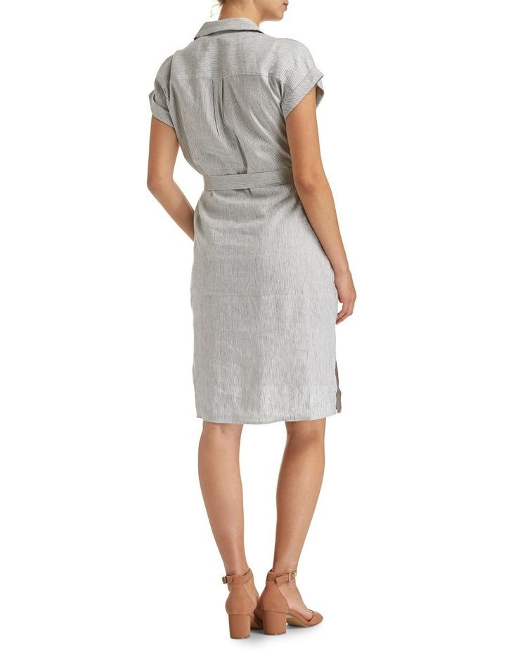 Rosy Stripe Dress image 3