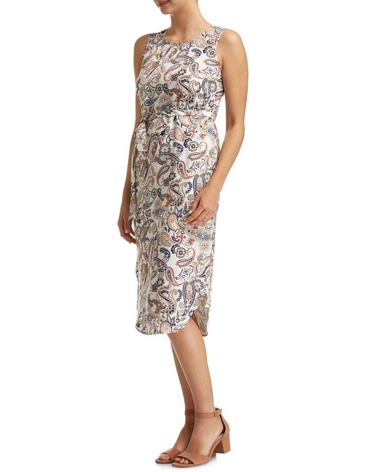 Adele Paisley Dress image 2