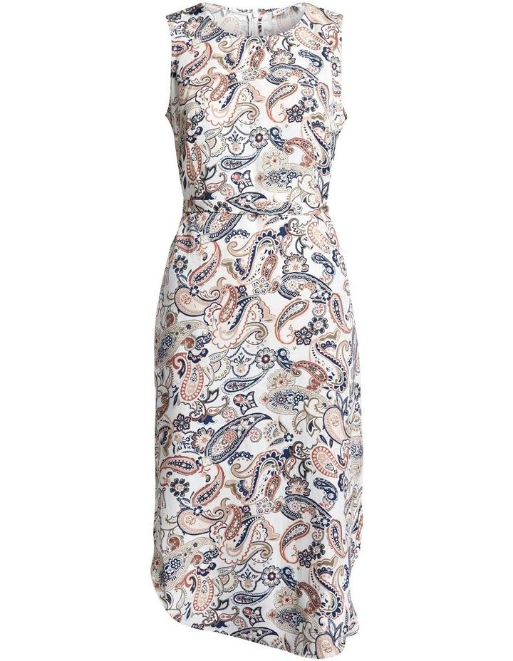 Adele Paisley Dress image 4